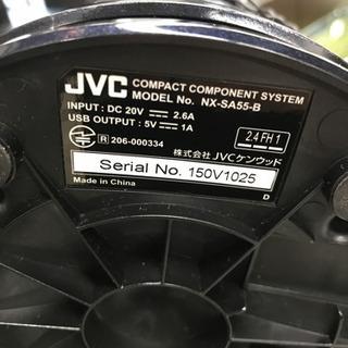 JVCケンウッド NX-SA55B 2015年製  Bluetoothに対応したタワー型CDラジオ!! - 売ります・あげます