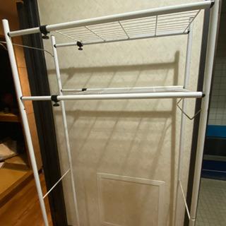 収納棚(洗濯機の上に置ける)