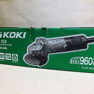 【苫小牧バナナ】未使用品 HiKoki ハイコーキ G10…