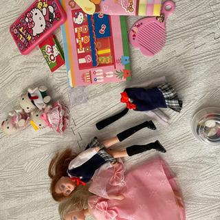 キティーちゃん、オセロ、人形などおもちゃ譲ります!
