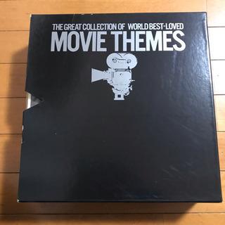 レコード盤 世界映画音楽大全集
