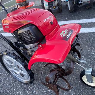 🌷程度良!HONDAミニ耕うん機サラダFF300【耕運機・農機具...