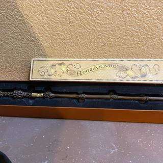 ハリーポッターの服と魔法の杖