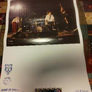 BUMP OF CHICKENのポスターの画像