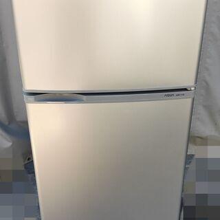 【販売中】AQUA 冷凍冷蔵庫 AQR-111E(S) 2…