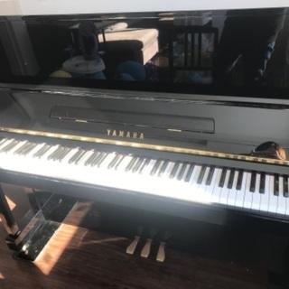YAMAHA アップライトピアノ 最終価格 - 江別市