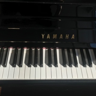 YAMAHA アップライトピアノ 最終価格 - 楽器