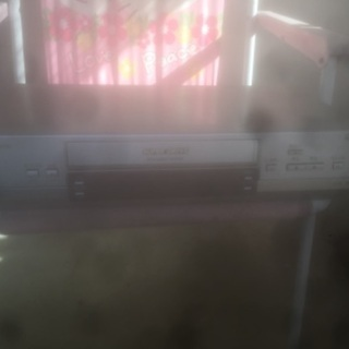 Panasonic・VHSデッキ