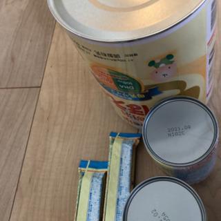 ほほえみ粉800g +らくらくキューブ +らくらくミルク - 福岡市