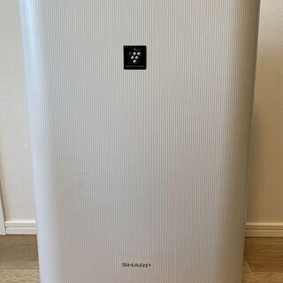 加湿空気清浄機(KC-J50-W) + 使い捨てプレフィルター(...