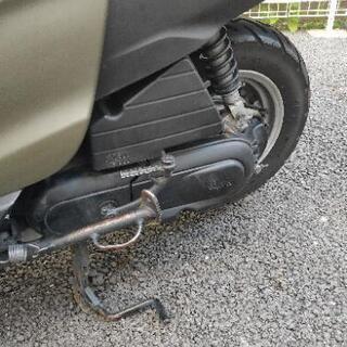 【引渡確定済】ヤマハ ギア GEAR ua06j 実働 FI インジェクション 2011年式  原付一種 50cc - 台東区