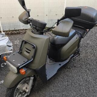 【引渡確定済】ヤマハ ギア GEAR ua06j 実働 FI インジェクション 2011年式  原付一種 50cc − 東京都