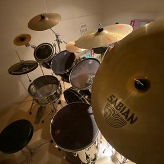 pearl ドラムセット ドラム バンド  - 江別市