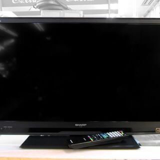 AQUOS 32V型 液晶テレビ 2013年製 LC-32H9 ...