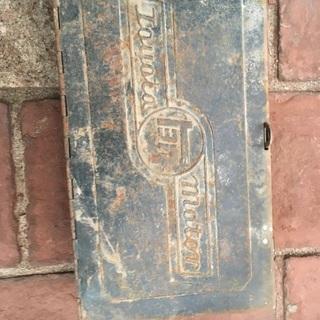 トヨタ 旧ロゴ 工具箱