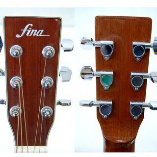 fina アコースティックギター FF20TS フィナ ☆ PayPay(ペイペイ)決済可能 ☆ 札幌市 清田区 平岡 - 楽器
