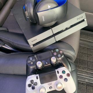 PS4、モニター、ヘッドセット - おもちゃ
