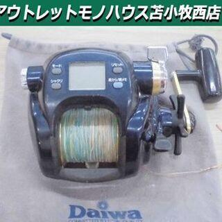 ジャンク品 ダイワ 電動リール タナコンブル 750 ギヤー比 ...