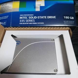 未使用 インテル製SSD 335シリーズ 180G