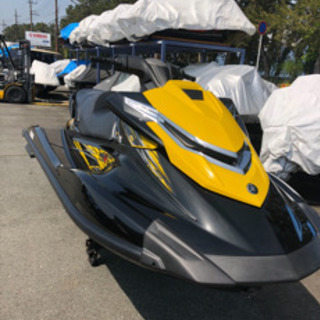 ヤマハの水上バイクです。MJ-VXR