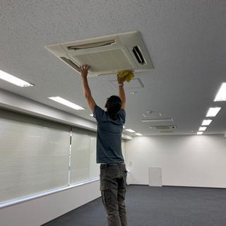 【ご予約受付中】年末の面倒なお掃除お任せください!エアコン、換気扇など - 清須市
