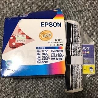 EPSON カラーインクカートリッジ