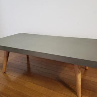 本日できればお昼までに取りに来て下さる方。コンクリートテーブル!