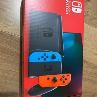 Nintendo Switch 新品未使用