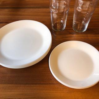 IKEA 皿 コップ