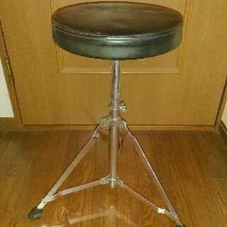 ドラム用  丸椅子      折り畳み椅子      ピアノ  ギター