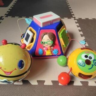 幼児おもちゃ 差しあげます(無料)