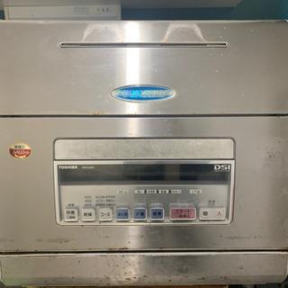 東芝 TOSHIBA DWS-60X6 [食器洗い乾燥機]