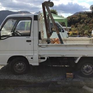 サンバートラック SC 付き 2WD. 5速 AC