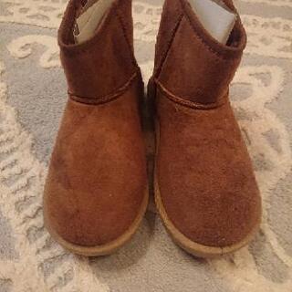 ブーツ  ブラウン