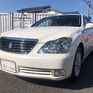 クラウン ロイヤルサルーン 車検2年付き42万円 走行6万4千キ...