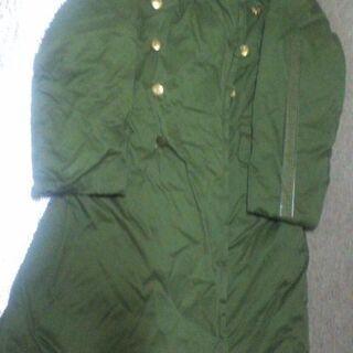 軍大衣~中国の便意服~おそらく二度と出回るまい。