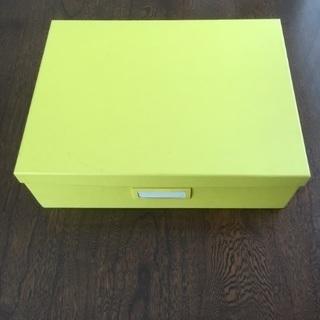 IKEA 収納 ボックス 厚紙製