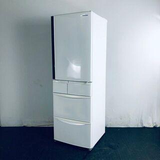 パナソニック 冷蔵庫 ファミリー 中古 2015年製 5ドア 4...