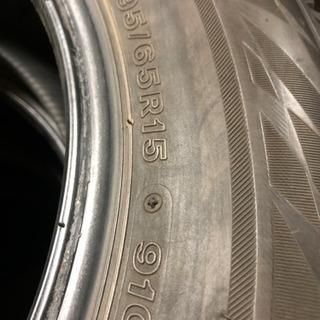 195/65R15極上品VRX2 4本セット❣️ノア ヴォクシー セレナ ステップワゴン アテンザ インプレッサ等に − 北海道