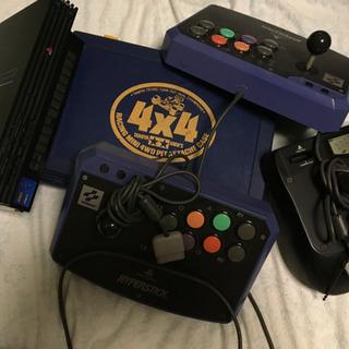 プレステ2本体 PlayStation コントローラー、ほか
