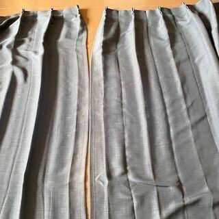 カーテン パレット2 100×140 ウォームグレー82番