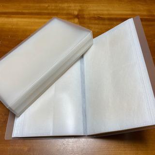 【無印良品】ポリプロピレンCD・DVDホルダー・2段 40枚収納...