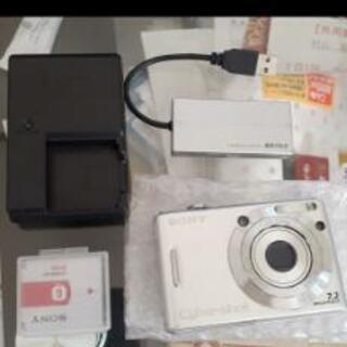 ソニーデジタルカメラ