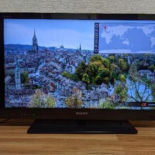 SONY BRAVIA 32V型液晶テレビ、3Dゴーグル