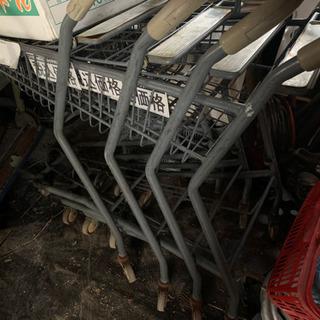 ショッピングカート▲カゴ!車庫!ガレージで!