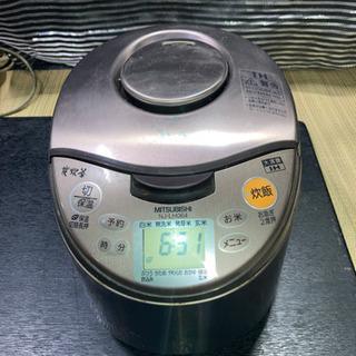 MITSUBISHI 3合炊き IH ジャー炊飯器