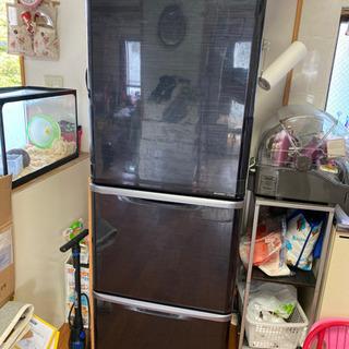 取引中 シャープ 冷蔵庫