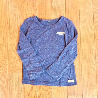 美品 韓国子供服 ネップが可愛い 長袖Tシャツ 100