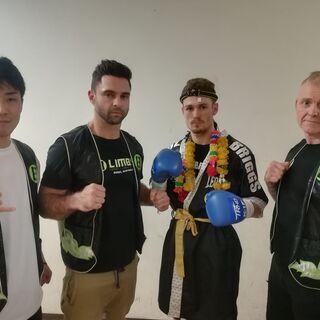 K1海外選手の通訳経験者の楽しい英語、キックボクシングパー…