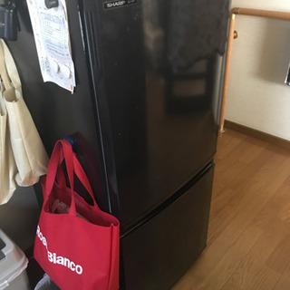 取引先決定済み!シャープ冷蔵庫2008年
